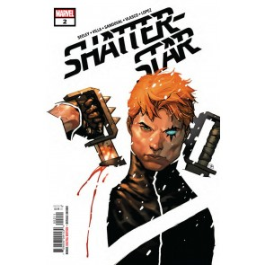 Shatterstar (2019) #2 of 5 VF/NM X-Force