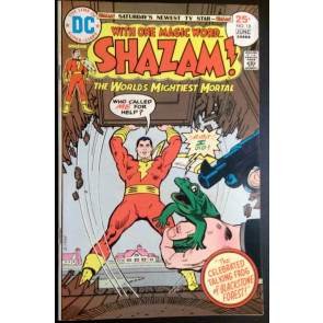 Shazam (1972) #18 FN/VF (7.5) Captain Marvel