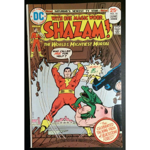 Shazam (1972) #18 FN/VF (7.0) Captain Marvel