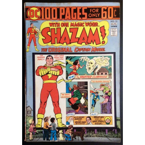 Shazam (1972) #13 FN (6.0)  100 Page Spectacular