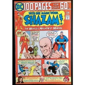 Shazam (1972) #15 VF (8.0)  100 Page Spectacular