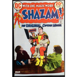Shazam (1972) #6 VF (8.0) Captain Marvel