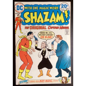 Shazam (1972) #10 VF- (7.5) Captain Marvel
