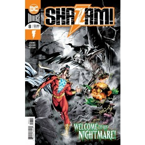 Shazam! (2018) #8 VF/NM Geoff Johns Dale Eaglesham Cover