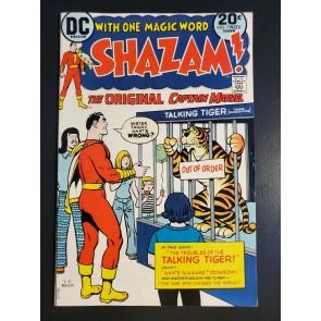 Shazam #7 (1973) DC Comics F/VF (7.0) Bronze Age  