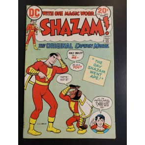 Shazam #9 (1973) DC Comics F/VF (7.0) Bronze Age  