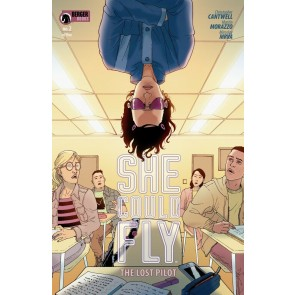 She Could Fly: The Lost Pilot (2019) #2 of 5 VF/NM Dark Horse Comics