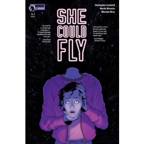 She Could Fly (2018) #2 of 4 FN/VF Dark Horse Comics