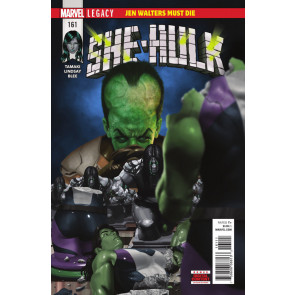 She-Hulk (2017) #161 VF/NM