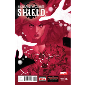 S.H.I.E.L.D. (2015) #5 VF/NM MARK WAID