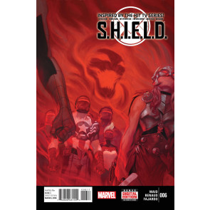 S.H.I.E.L.D. (2015) #6 VF/NM MARK WAID