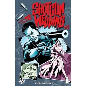 SHOTGUN WEDDING (2014) #1 VF/NM IMAGE COMICS