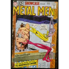 SHOWCASE #39 VG 3RD METAL MEN APPEARANCE