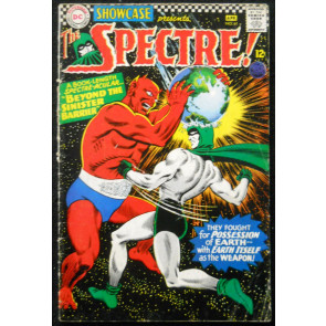 SHOWCASE #61 GD/VG 2ND APPEARANCE THE SPECTRE ANDERSON ART