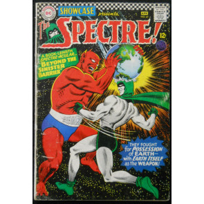 SHOWCASE #61 VG 2ND APPEARANCE THE SPECTRE ANDERSON ART
