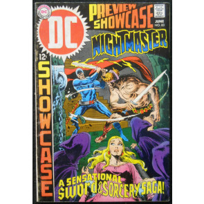 SHOWCASE #83 VG+ NIGHTMASTER BERNIE WRIGHTSON