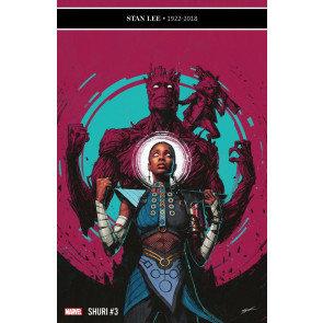 Shuri (2018) #3 VF/NM Black Panther