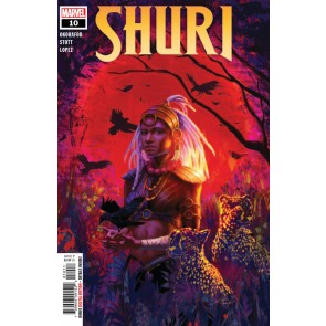Shuri (2018) #10 VF/NM Black Panther