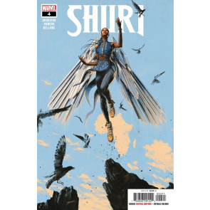 Shuri (2018) #4 VF/NM Black Panther