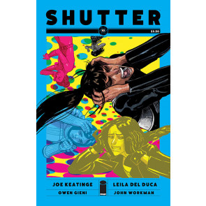 SHUTTER (2014) #10 VF/NM COVER A IMAGE COMICS