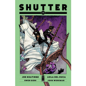 SHUTTER (2014) #11 VF/NM COVER A IMAGE COMICS
