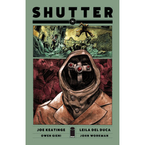 SHUTTER (2014) #14 VF/NM COVER A IMAGE COMICS