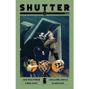 SHUTTER (2014) #4 VF IMAGE COMICS