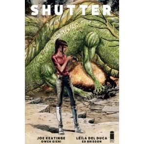 Shutter (2014) #2 VF/NM Piotr Kowalski Cover B Image Comics