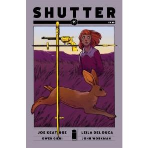 Shutter (2014) #24 VF- Image Comics