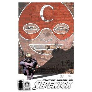 SIDEKICK (2013) #1 VF/NM COVER B MANDRAKE STRACZYNSKI IMAGE COMICS