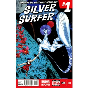 Silver Surfer (2014) #1 VF/NM Mike Allred Cover