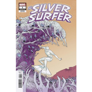 Silver Surfer Annual (2018) #1 VF/NM Marcos Martin Variant Cover