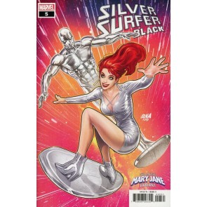Silver Surfer: Black (2019) #5 of 5 VF/NM The Amazing Mary Jane Variant Cover