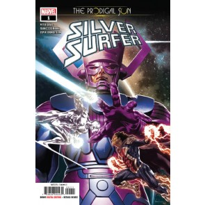 Silver Surfer: The Prodigal Sun (2019) #1 VF/NM Suayan A Cover