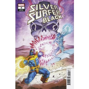 Silver Surfer: Black (2019) #4 VF/NM-NM Ron Lim Variant Cover