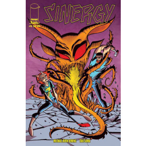 SINERGY (2014) #5 VF/NM IMAGE