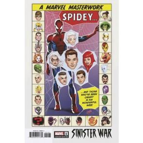 Sinister War (2021) #1 of 4 VF/NM David Nakayama Homage Variant Cover