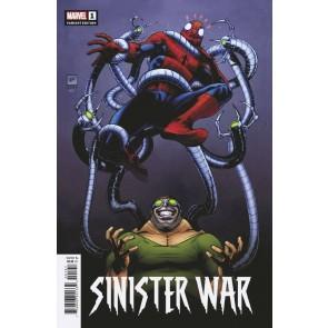 Sinister War (2021) #1 of 4 VF/NM 1:25 Marcelo Ferreira Variant Cover