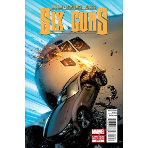 SIX GUNS #3 OF 5 NM