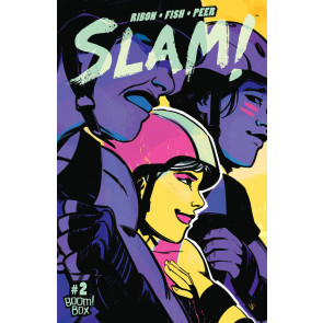 Slam! (2016) #2 VF/NM Veronica Fish Boom!