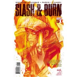SLASH & BURN (2015) #1 OF 6 VF/NM VERTIGO