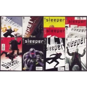 SLEEPER TWO #'s 1, 2, 3, 4, 6, 7, 8, 9, 10, 12 BRUBAKER PHILLIPS 2004