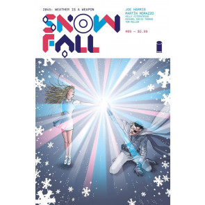 Snowfall (2016) #9 VF/NM Image Comics