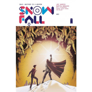 Snowfall (2016) #3 VF/NM Image Comics