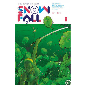 Snowfall (2016) #7 VF/NM Image Comics