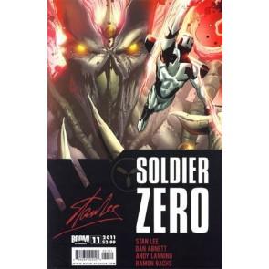 SOLDIER ZERO #11 NM STAN LEE BOOM!