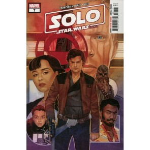 Solo: A Star Wars Story (2018) #7 of 7 VF/NM Noto Cover