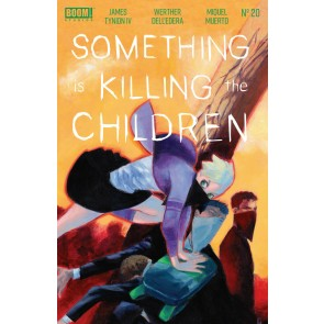 Something Is Killing the Children (2019) #20 VF/NM Werther Dell'Edera Cover