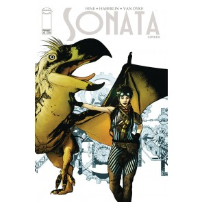 Sonata (2019) #2 VF/NM Brian Haberlin & Geirrod Van Dyke Image Comics