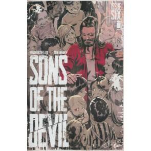 Sons of the Devil (2015) #6 VF/NM Image Comics